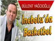 İNEBOLU'DA BASKETBOL
